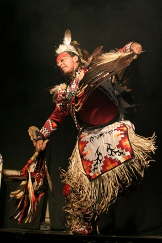 Traditional Dancer 2