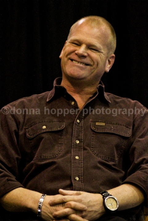 Contractor, TV personality, and humanitarian Mike Holmes