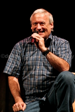 Children's author Robert Munsch