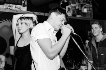 July Talk live at Loplops in Sault Ste. Marie on November 21, 2013